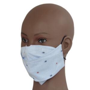 Mascherina non ospedaliera fashion