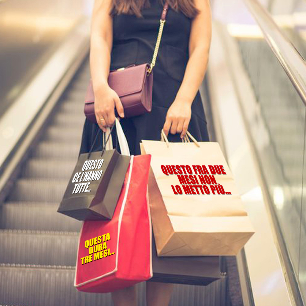 Cosa acquistano gli amanti dello shopping online?